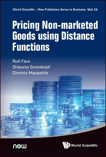 Pricing Non-marketed Goods using Distance Functions