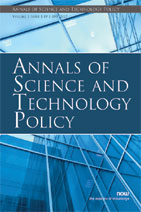 Annals of Science and Technology Policy