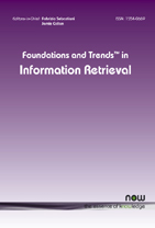 Foundations and Trends® in Information Retrieval