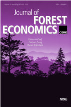 Journal of Forest Economics