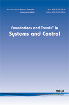 Foundations and Trends® in Systems and Control